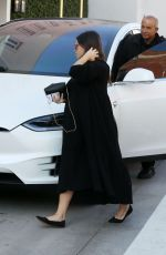 Jenna Dewan Out in Beverly Hills