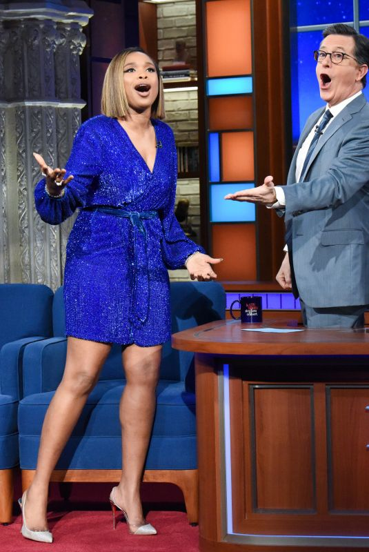 Jennifer Hudson - The Late Show with Stephen Colbert