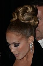 Jennifer Lopez Arrives at the 29th Annual IFP Gotham Awards in New York City