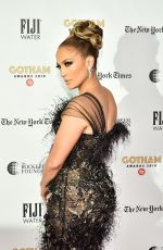 Jennifer Lopez At IFP