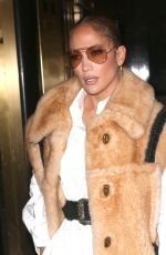 Jennifer Lopez Out & about in New York City