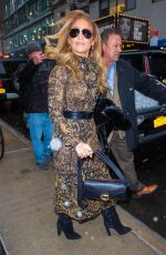 Jennifer Lopez Out in Manhattan
