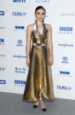 Jessica Barden At British Independent Film Awards 2019 in London