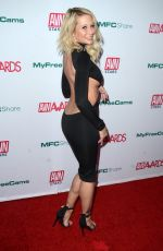 Jessica Drake At Adult Video News Awards Nominations Announcement in Hollywood