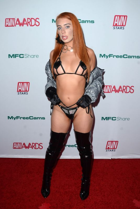 Joseline Kelly At Adult Video News Awards Nominations Announcement in Hollywood