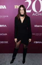 Julia Restoin Roitfeld At Footwear News Achievement Awards at IAC in New York City