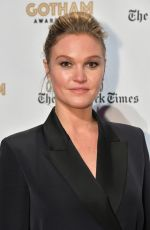 Julia Stiles At IFP