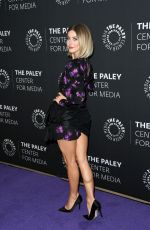 Julianne Hough At The Paley Center For Media Presents: An Evening with Derek Hough and Julianne Hough in Beverly Hills