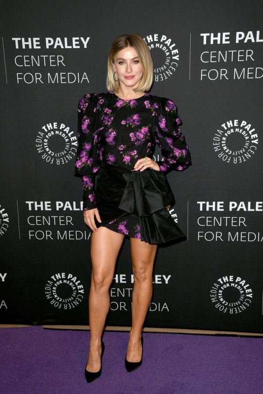 Julianne Hough At The Paley Center Presents: An Evening With Derek & Julianne Hough