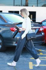 Julianne Hough Leaving a dance studio in Los Angeles