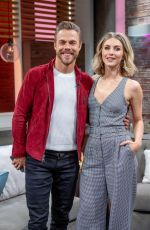 Julianne Hough Visits People Now in New York City