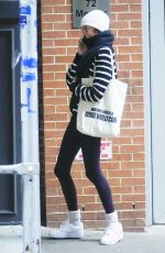 Kaia Gerber Out in New York City