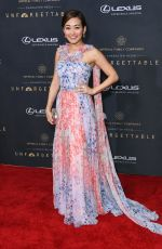 Karen Fukuhara At 18th Annual Unforgettable Gala in Beverly Hills