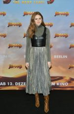 Karen Gillan At Jumanji: The Next Level Photocall in Berlin