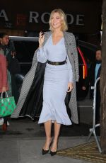 Karlie Kloss Looks glamorous while out in New York