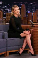 "Karlie Kloss On ""The Tonight Show Starring Jimmy Fallon"" in NYC"