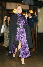 Kate Hudson Leaving her hotel in NYC