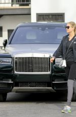 Kate Upton At the gym in Beverly Hills