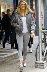 Kate Upton Out in NYC