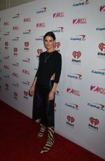 Katie Holmes At Z100 iHeartRadio Jingle Ball in NYC
