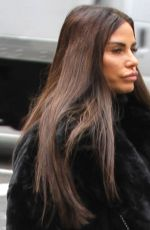 Katie Price Out shopping with Kris Boyson and his mother Sharon out in New York City
