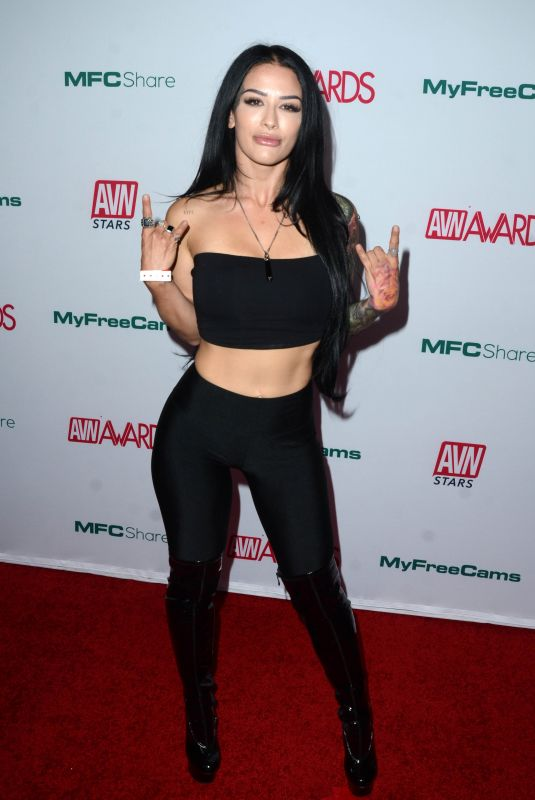 Katrina Jade At Adult Video News Awards Nominations Announcement in Hollywood