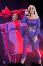 Katy Perry At B96 Jingle Bash at the Allstate Arena in Chicago