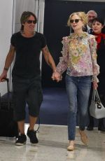 Keith Urban meet Nicole Kidman at the airport in Sydney