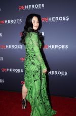 Kelly Marie Tran At 13th Annual CNN Heroes: An All-Star Tribute American Museum of Natural History New York