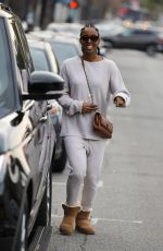 Kelly Rowland Is all smiles while out in LA