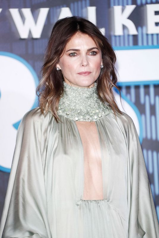 Keri Russell At Premiere of Disney