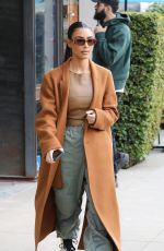 Kim Kardashian Does some solo last-minute Christmas shopping in Woodland Hills
