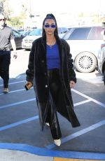 Kim Kardashian Out for lunch in Calabasas