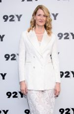 Laura Dern At 92Y Speaker Series in New York