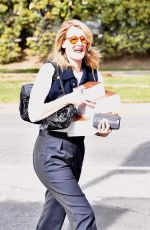 Laura Dern Shopping in Brentwood