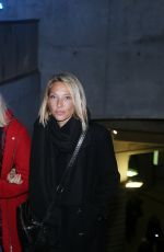 Laura Smet and Marthe Keller at the release of the premiere of the film La Sainte Famille at UGC les Halles - Paris