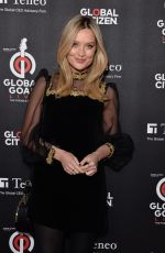 Laura Whitmore At Global Citizen Prize 2019 in London