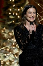 Lea Michele In Concert at Concert Hall at NY Society for Ethical Culture