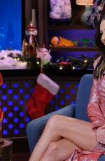 Lea Michele - Watch What Happens Live