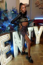 Leomie Anderson At Fenty party, Laylow, London