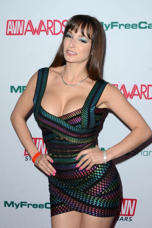 Lexi Luna At Adult Video News Awards Nominations Announcement in Hollywood