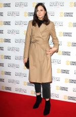 Lilah Parsons At Comedy Central Friends Festive Exhibition Launch in London