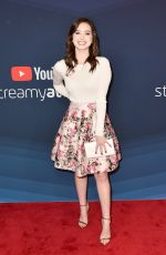Lilia Buckingham At The 9th Annual Streamy Awards in Beverly Hills