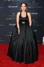 Lindsay Price At 18th Annual Unforgettable Gala in Beverly Hills