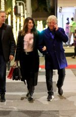 Lisa Vanderpump and Ken Todd out shopping in Beverly Hills