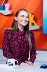 Madison Iseman At BuzzFeed