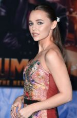 Madison Iseman At Jumanji: The Next Level Premiere in Hollywood