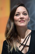 Marion Cotillard In Conversation With Marion Cotillard - 18th Marrakech Film Festival