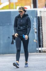 Megan Fox At the gym in Woodlan Hills