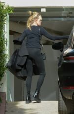 Melanie Griffith and Stella Banderas complete some Christmas shopping in LA